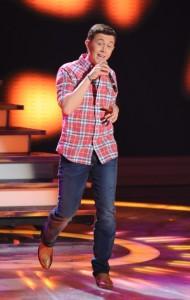 Scotty McCreery performs on AMERICAN IDOL - Season 10 - The Final Four | ©2011 Fox/Michael Becker