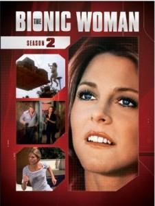 BIONIC WOMAN SEASON 2   © 2011 Universal Home Entertainment
