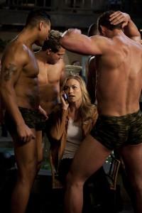 "Yvonne Strahovski in CHUCK - Season 4 - ""Vs. Agent X"" |©2011 NBC/Adam Rose"