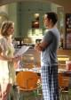 "Yvonne Strahovski and Zachary Levi in CHUCK - Season 4 - ""Vs. The Cliffhanger"" | ©2011 NBC/Mike Ansell"