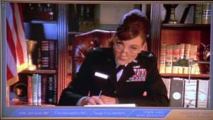 Bonita Friedericy in CHUCK - Season 3 | ©NBC
