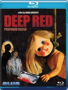 DEEP RED   © 2011 Blue Underground