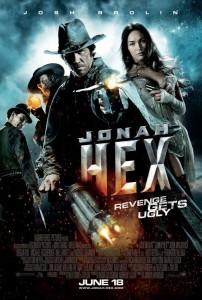 JONAH HEX movie poster | ©2010 Warner Bros.