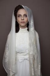 Juliet Landau as Blanche Dubois in the play A STREETCAR NAMED DESIRE