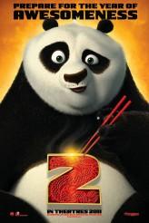 KUNG FU PANDA 2 teaser poster | ©2011 Dreamworks