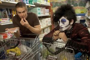 "Garret Dillahunt and Lucas Neff in RAISING HOPE - Season 1 - ""Don't Vote on This Episode"" | ©2011 Fox/Isabella Vosmikova"