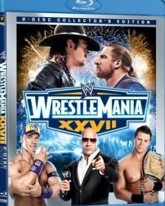 WRESTLEMANIA 27 | © 2011 WWE