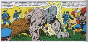 The Absorbing Man   ©2011 Marvel