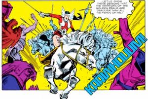 Sif of Asgard   ©2011 Marvel
