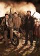 Will Patton, Drew Roy, Connor Jessup, Noah Wyle, Maxim Knight and Moon Bloodgood in FALLING SKIES - Season 1   ©2011 TNT/Frank Ockenfels