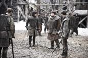Kit Harrington and John Bradley in GAME OF THRONES - Season 1 | ©2011 HBO/Helen Sloan