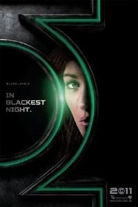 GREEN LANTERN teaser poster/Blake Lively| ©2011 Warner Bros.