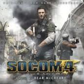 SOCOM 4 soundtrack | ©2011 La La Land Records