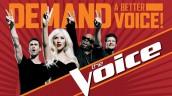 THE VOICE - Season 1 poster | ©2011 NBC