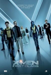 X-MEN: FIRST CLASS poster | ©2011 20th Century Fox
