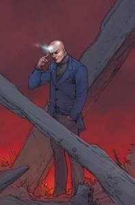 Professor X from X-MEN: PRELUDE TO SCHIZM | ©2011 Marvel Comics