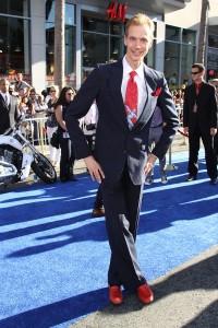 Doug Jones at the premiere of CAPTAIN AMERICA: THE FIRST AVENGER | ©2011 Sue Schneider