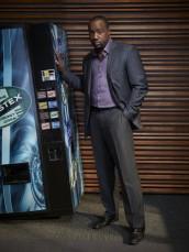 Malik Yoba in ALPHAS - Season 1 | ©2011 Syfy/Justin Stephens