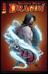 BLOOD RED DRAGON   ©2011 Image Comics