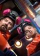 Bryan Cranston and Aaron Paul in BREAKING BAD - Season 4  2011 AMC/Ben Leuner