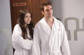 "Michelle Trachtenberg and Bret Harrison in LOVE BITES - ""Modern Plagues"" | ©2011 NBC/Adam Taylor"
