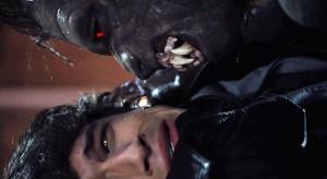 "Tyler Posey and the Alpha in TEEN WOLF - Season 1 - ""Night School"" | ©2011 MTV"