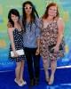 Samuel Larsen, Lindsay Pearce and Hannah McIalwain at the TEEN CHOICE 2011 Awards | ©2011 Sue Schneider