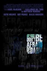 DON'T BE AFRAID OF THE DARK movie poster | ©2011 Film District/Miramax