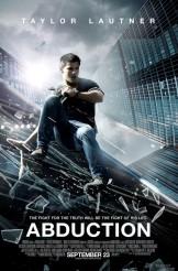 ABDUCTION movie poster | ©2011 Lionsgate