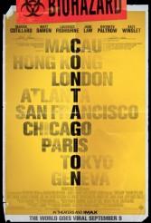 CONTAGION movie poster | ©2011 Warner Bros.