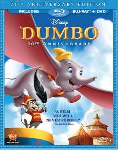 DUMBO 70TH ANNIVERSARY EDITION | © 2011 Disney Home Entertainment