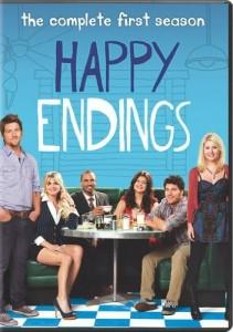 HAPPY ENDINGS S1 | © 2011 Disney Home Entertainment