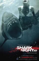 SHARK NIGHT movie poster | ©2011 Rogue