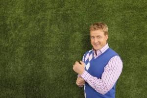 Alan Tudyk in SUBURGATORY - Season 1 | ©2011 ABC/Bob D'Amico