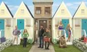 Alan Tudyk, Allie Grant, Jeremy Sisto, Jane Levy, Carly Chaikin and Rex Lee in SUBURGATORY - Season 1 | ©2011 ABC/Bob D'Amico