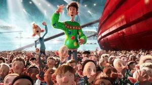 ARTHUR CHRISTMAS | ©2011 Sony Picures Home Entertainment