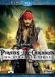 PIRATES OF THE CARIBBEAN: ON STRANGER RIDES Blu-ray | ©2011 Walt Disney Home Entertainment
