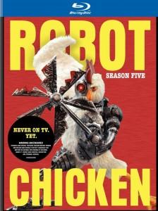 ROBOT CHICKEN SEASON 5 | © 2011 Cartoon Network