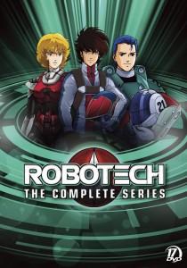 ROBOTECH THE COMPLETE SERIES | © 2011 A&E Home Entertainment
