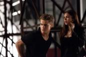 "Paul Wesley and Nina Dobrev in THE VAMPIRE DIARIES - Season 3 - ""Smells Like Teen Spirit"" | ©2011 The CW/Bob Mahoney"