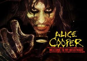 Alice Cooper - Welcome To My Nightmare maze at Universal Studios Halloween Horror Nights 2011 | ©2011 Universal Studios