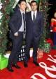 John Cho and Kal Penn at A VERY HAROLD & KUMAR 3D CHRISTMAS | ©2011 Sue Schneider
