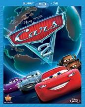 CARS 2 Blu-ray   ©2011 Walt Disney Home Entertainment