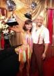 Karina Smirnoff and J.R. Martinez win the mirror ball on DANCING WITH THE STARS - Season 13 finale | ©2011 ABC/Adam Taylor