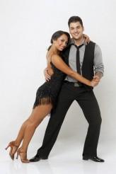 Cheryl Burke and Rob Kardashian in DANCING WITH THE STARS - Season 13 | ©2011 ABC/Craig Sjodin