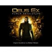 DEUS EX soundtrack | ©2011 Square Enix