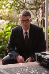 """Seth Gabel in FRINGE - Season 4 - """"Wallflower""""   ©2011 Fox/Liane Hentscher"""