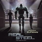 REAL STEEL soundtrack   ©2011 Varese Sarabande Records