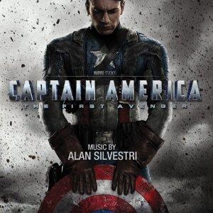 CAPTAIN AMERICA soundtrack | ©2011 Walt Disney Records