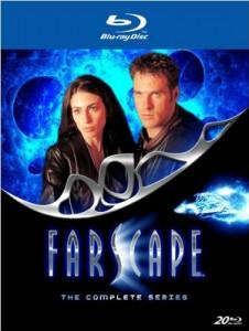 FARSCAPE - THE COMPLETE SERIES Box Set Blu-ray | ©2011 A&E